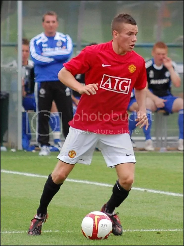 Tom Cleverley - on target from the penalty spot