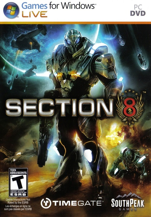 Section 8 (2009/ENG/Repack) by RG Mechanics [2,07 GB]