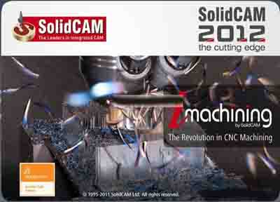 SolidCAM 2012 SP1 Multilanguage for SolidWorks 2009-2012 x86