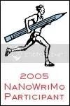 NaNoWriMo 2005 Participant