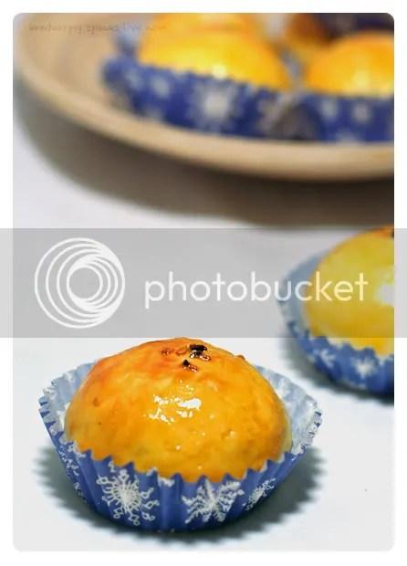 绿豆蛋黄酥