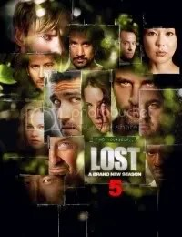 Lost Season 5 in 2009