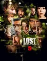 Lost Season 5 in 2009