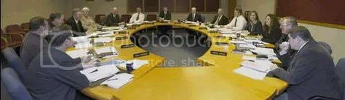 Dairy Farmers of Ontario board in action. Photo from DFO website
