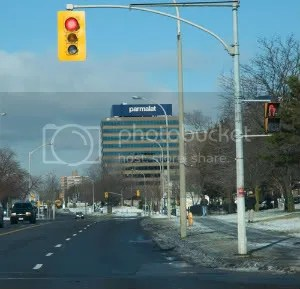 Parmalat offices in west Toronto
