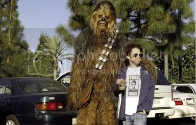 seth green, A normal day in LA