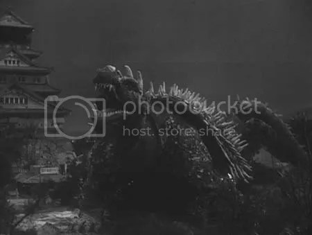 Image result for godzilla raids again