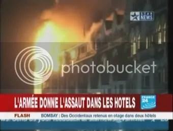 Au moins 160 morts dont plus de 17 étrangers, et 370 blessés dans les attentats musulmans de BOMBAY