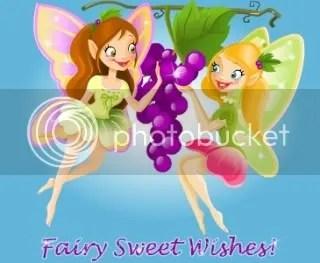 Grapes   fairies