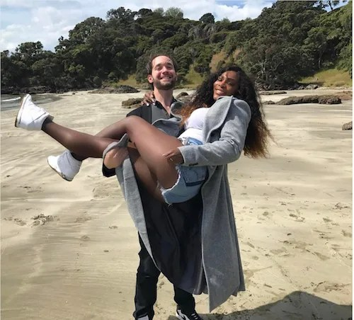 Image result for serena williams pregnant 2017