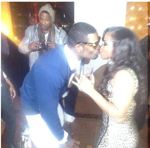 PARTY PEOPLE Toya Wright Throws Hubby Memphitz A Surprise