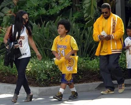 Ice Cube & Family