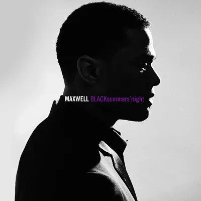 Maxwell CD Cover