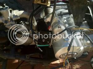 110cc ATV  No wiring  Help? PLZ  ATVConnection ATV