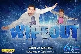 Paolo Contis and Vince de Jesus will Host 'Wipeout' on GMA