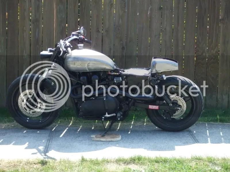 triumph rat motorcycle forums