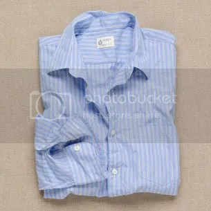 A J.Crew shirt everyone will look good in