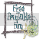 Free Printable Fun