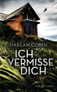 Cover Ich vermisse dich (c) Page and Turner Random House