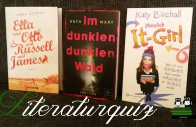 Bücher Runde 2