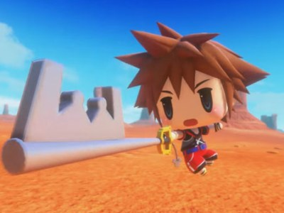 "world of final fantasy, World of Final Fantasy: Il trailer del DLC ""Champion Summon: Sora"""