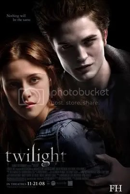 Twilight Edward and Bella - New Poster