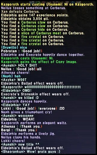 Cerberus Loot Pool