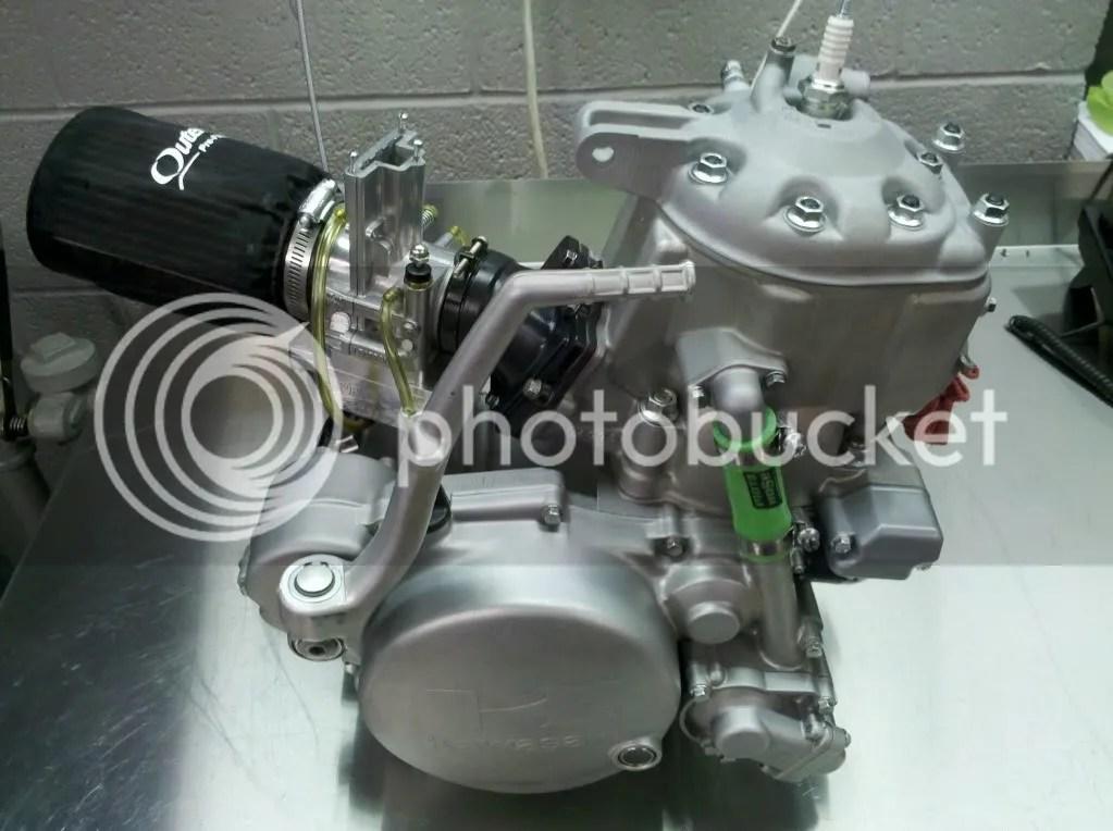 Kawasaki Tecate 250 3 Wheeler