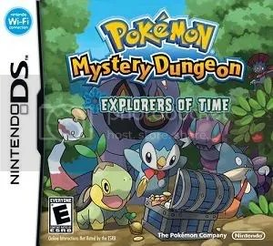 Pokemon Mystery Dungeon - Explorers of Time Pictures, Images and Photos