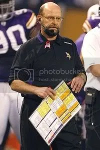 Brad Childress Pictures, Images and Photos