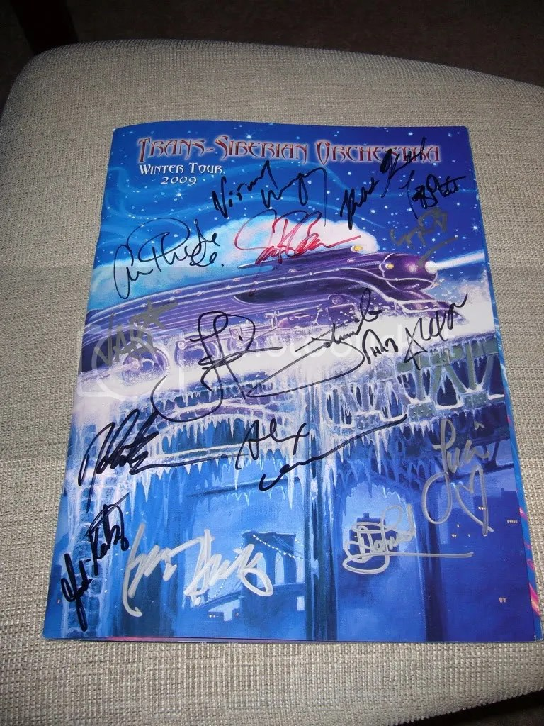 Signed TSO program