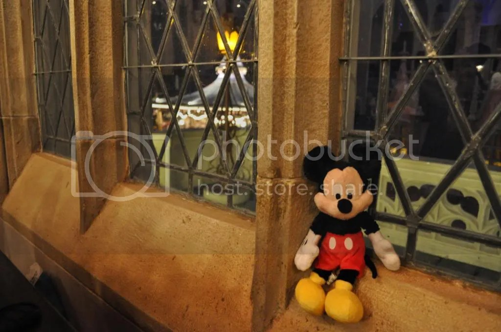 Mickey and our view