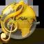 percussionist world music