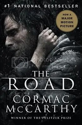 The Road - Book Cover - Movie Tie in