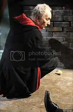 Tobin Bell as Jigsaw in the gruesome Saw 5
