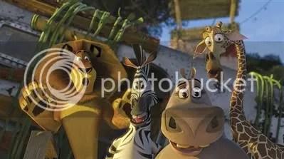 Madagascar Escape 2 Africa Movie