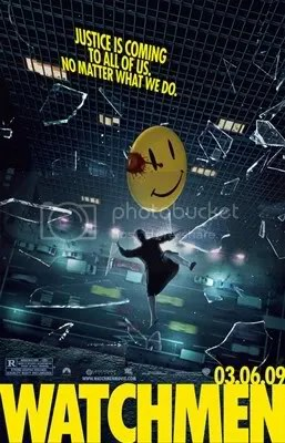 Watchmen Official Poster