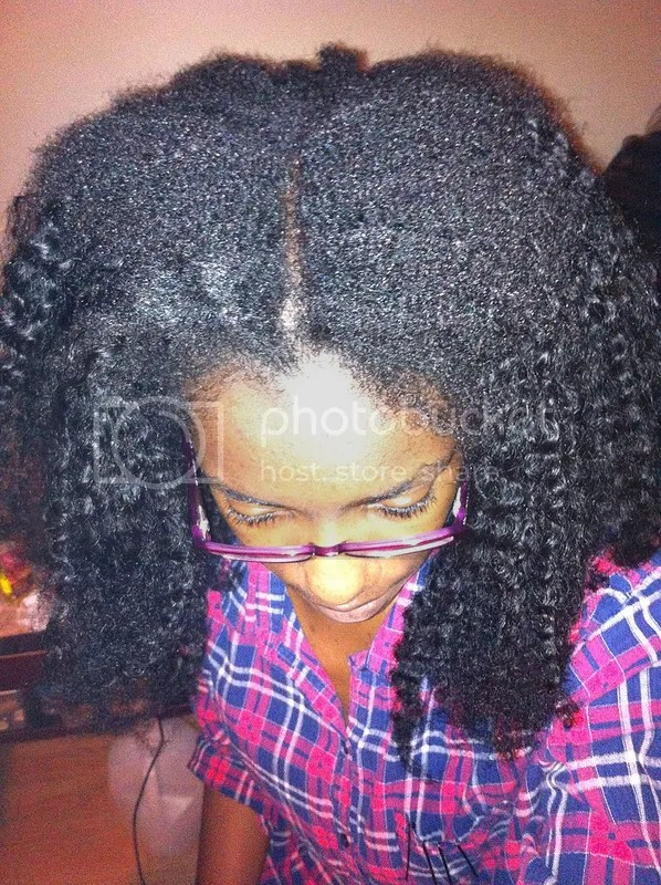 Micro Link Extensions On Natural Hair HELP Black Hair