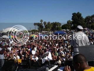 El Dia De San Juan Festival in San Dimas CA - 2009