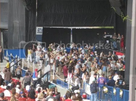 Dia De San Juan Festival in San Jose CA 2008