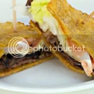 Jibaro Plantain Steak Sandwich