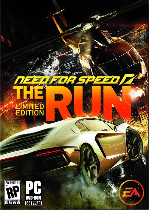 Need For Speed: The Run Limited Edition (2011) TeaMGENTi | POLSKA WERSJA JĘZYKOWA