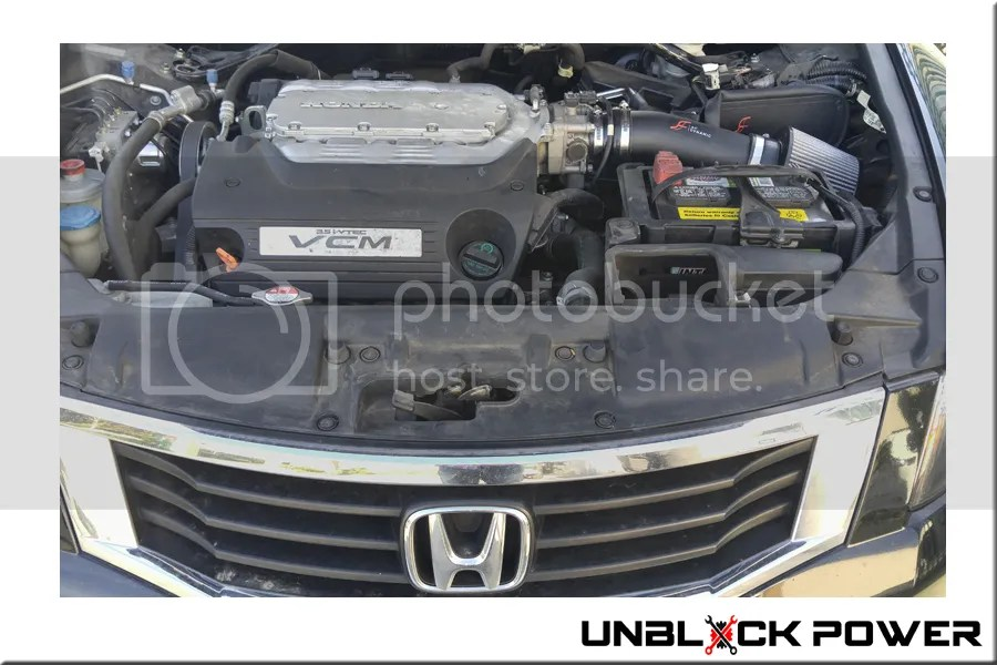 Cold Air Intake 2008 Honda Accord Ex L