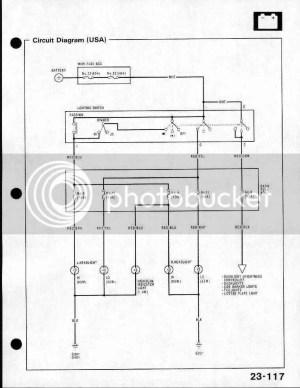 Need headlight wiring diagram Please Help!  HondaTech