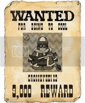 WANTED FOR LIFE
