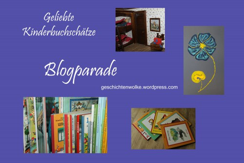 Logo Blogparade (c)Geschichtenwolke