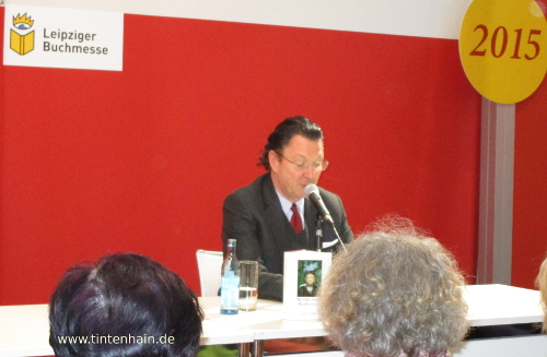 Buchmesse Martin Suter