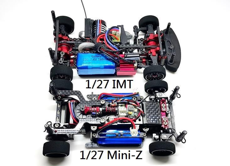 Châssis Mini-Z By X-Power