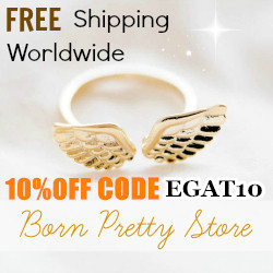 Born Pretty Store - Coupon -10%