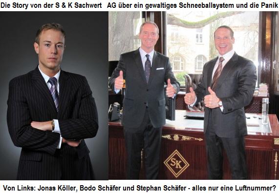 S und K Sachwer AG